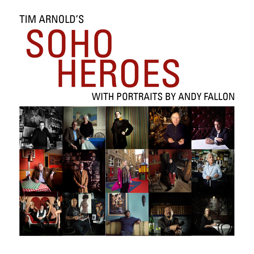 Soho Heroes (Square Cover) 2 white